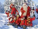 Родина Санта-Клауса